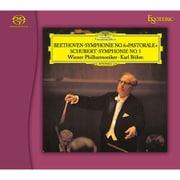 ESSG-90191 ベートーヴェン:交響曲第6番「田園」 シューベルト:交響曲第5番 カール・ベーム(指揮) ウィーン・フィルハーモニー管弦楽団 [SACDソフト]