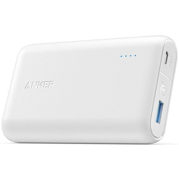 A1266021-9 [Anker PowerCore Speed 10000 モバイルバッテリー 10000mAh Quick Charge 3.0対応 white]