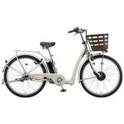 FR6B49 3P926B0 [電動アシスト自転車 FRONTIA relaxy(フロンティア リラクシー) 26型 黒タイヤ仕様 T.XHアイボリー]