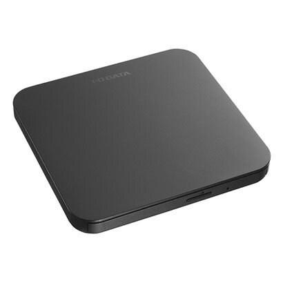 DVRP-U8LK [USB 2.0対応 ポータブルDVDドライブ ブラック]