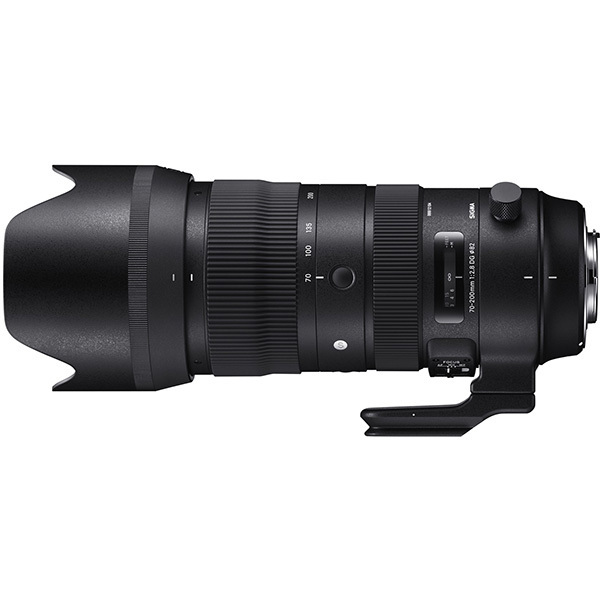 70-200mm F2.8 DG OS HSM (Sports) NA [Sportsシリーズ デジタル一眼レフ用交換レンズ ニコン用]