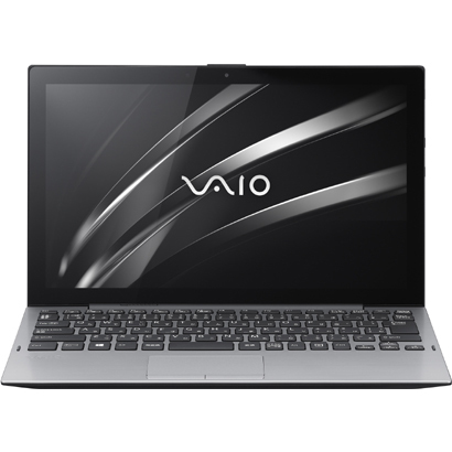 VJA12190111B A12 Black&Silver [タブレットPC/12.5型ワイド/RAM 8GB/SSD 256GB/Windows 10 Home 64bit]