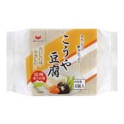 こうや豆腐 4個ポリ