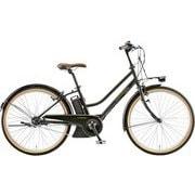 ASCENT CITY MATT BLACK [電動アシスト自転車 390mm(137cm~) 12.3Ah 内装3段変速 SHIMANO INTER-3 2019年モデル]