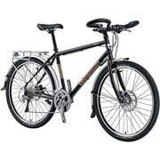 BEACON 9.0(420)(AI) LG MATT BLACK [クロスバイク 420mm(160~175cm) 外装30段変速 SHIMANO DEORE LX]