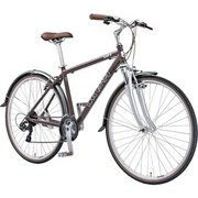 CITYROAM 9.0(470)(AI) CLASSIC BURGUNDY [クロスバイク 470mm(165~180cm) 外装24段変速 SHIMANO TOURNEY TX]