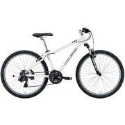 GRIND 8.0(420)(AI) LG WHITE [マウンテンバイク 420mm(160~175cm) 外装21段変速 SHIMANO TOURNEY]