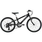 J20(250)(AI) LG BLACK [20インチ ジュニアクロスバイク 250mm(110~125cm) 外装6段変速 SHIMANO TOURNEY]