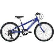 J20(250)(AI) LG BLUE [20インチ ジュニアクロスバイク 250mm(110~125cm) 外装6段変速 SHIMANO TOURNEY]