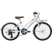 J20PLUS(250)(AI) LG WHITE [ジュニアスポーツバイク 20インチ 250mm(110~125cm) 外装6段変速 SHIMANO TOURNEY]