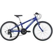 J22(270)(AI) LG BLUE [ジュニア用マウンテンバイク 270mm(120~135cm) 外装18段変速 SHIMANO TOURNEY]