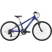 J24(300)(AI) LG BLUE [ジュニア用マウンテンバイク 300mm(130~145cm) 外装21段変速 SHIMANO TOURNEY]