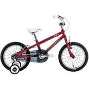 K16(220)(AI) LG RED [子ども用自転車 220mm(95~115cm) 変速なし]