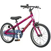 K16LITE(AI) CHERRY PINK [子ども用自転車 235mm(100~115cm) 変速なし]