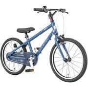 K18LITE(AI) SMOKE BLUE [子ども用自転車 265mm(105~120cm) 変速なし]