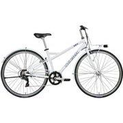MULTIWAY 26 LG WHITE [クロスバイク 26インチ 420mm(145~165cm) 外装7段変速 SHIMANO TOURNEY]