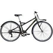 MULTIWAY 26 MATT LG BLACK [クロスバイク 26インチ 420mm(145~165cm) 外装7段変速 SHIMANO TOURNEY]