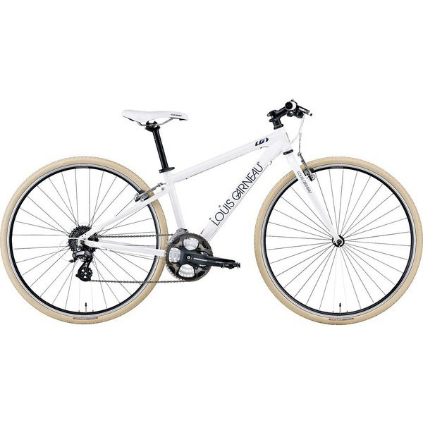 SETTER 8.0(420)(AI) LG WHITE [クロスバイク 420mm(160~175cm) 外装24段変速 SHIMANO ALTUS 2019年モデル]