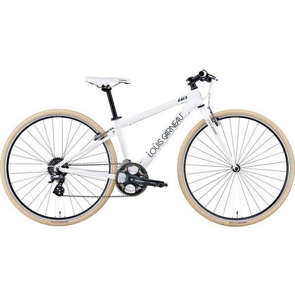 SETTER 8.0 (470)(AI) LG WHITE 2019 [クロスバイク 470mm(170~185cm) 外装24段変速 SHIMANO ALTUS]