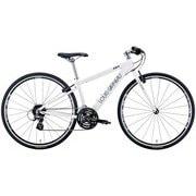 SETTER 9.0(420)(AI) LG WHITE [クロスバイク 420mm(160~175cm) 外装24段変速 SHIMANO ALTUS]