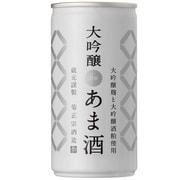 大吟醸deあま酒 190g