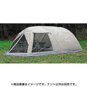UA-0044 [モンテ スクリーンツールームドームテント5~6人用]