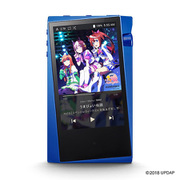 AK-SR15-UPD [Astell&Kern A&norma SR15 ウマ娘 プリティーダービー Special Edition (Spica Blue)]