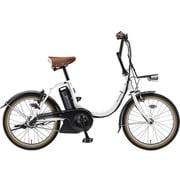 PA20CC [電動アシスト自転車 PAS CITY-C (パス シティ シー) 2019年モデル 20インチ 12.3Ah 内装3段変速 スノーホワイト]