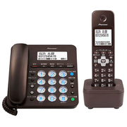 TF-SA36S(BR) [デジタルコードレス留守番電話機 子機1個 ブラウン]