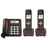 TF-SA36W(BR) [デジタルコードレス留守番電話機 子機2個 ブラウン]