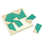 木製図形パズル