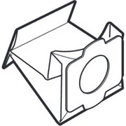 EX-3837-00 [ZN-DP24用 電気ちりとり紙パックセット 10枚入]
