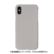 PUY-70 [エアージャケットiPhone XSラバーグレー]