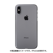 PUY-73 [エアージャケットiPhone XSクリアブラック]