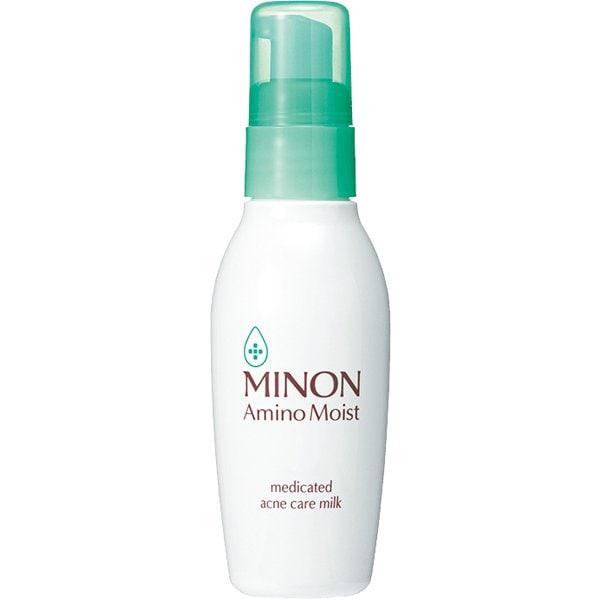 ミノン アミノモイスト 薬用アクネケア ミルク 100g [乳液]