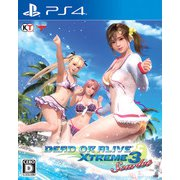 DEAD OR ALIVE Xtreme3 Scarlet [PS4ソフト]