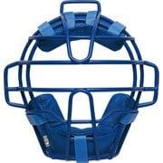 BLM7111A [野球 少年軟式野球用マスク(SG基準対応) ブルー]
