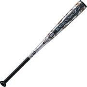 BCT75878 [野球 少年軟式野球用 FRP(カーボン)製バット ブラックキャノンゼット 78cm BLACKCANNON Z2 新球J号ボール対応品 シルバー]