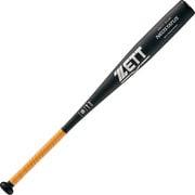 BAT11783 [野球 硬式 金属製 バット ネオステイタス 83cm ブラック/シルバー]