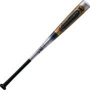 BCT31884 [野球 一般軟式 FRP(カーボン)製バット ブラックキャノンST 84cm M号ボール対応品 シルバー]