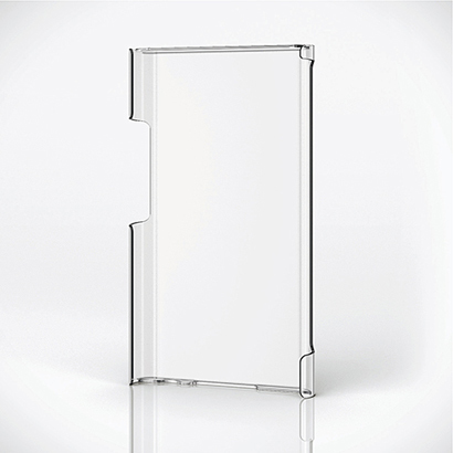 AVS-A18PVCR [Walkman A 2018 NW-A50シリーズ対応シェルカバー クリア]