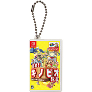 Nintendo Switch専用カードポケットmini 進め!キノピオ隊長 [Nintendo Switch用アクセサリ]