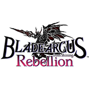BLADE ARCUS Rebellion from Shining [Nintendo Switchソフト]