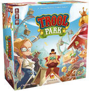 トロールパーク Trool Park 外国語ゲーム 日本語訳ルール付 [ボードゲーム]