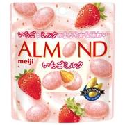 アーモンドチョコレート いちごミルクパウチ 47g