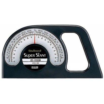 ED-20SSB [エビス スーパースラント一般用 角度測定水平器 ブラック]