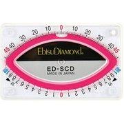 ED-SCDR [エビス スラントカードレベル 角度測定水平器 レッド]