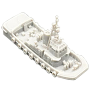 海上自衛隊 YT58号 260t型曳船 [1/700 プラモデル]