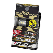 501BL [LED バックランプバルブ 800lm 6500K T20]