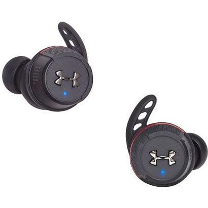 UA SPORT WLS FLASH ブラック [Bluetooth ワイヤレスイヤホン]